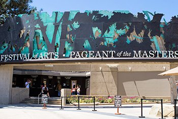 Pageant of Masters Laguna Beach Arts Festival