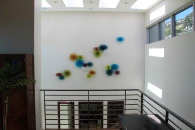 Modern Design Wall Installation