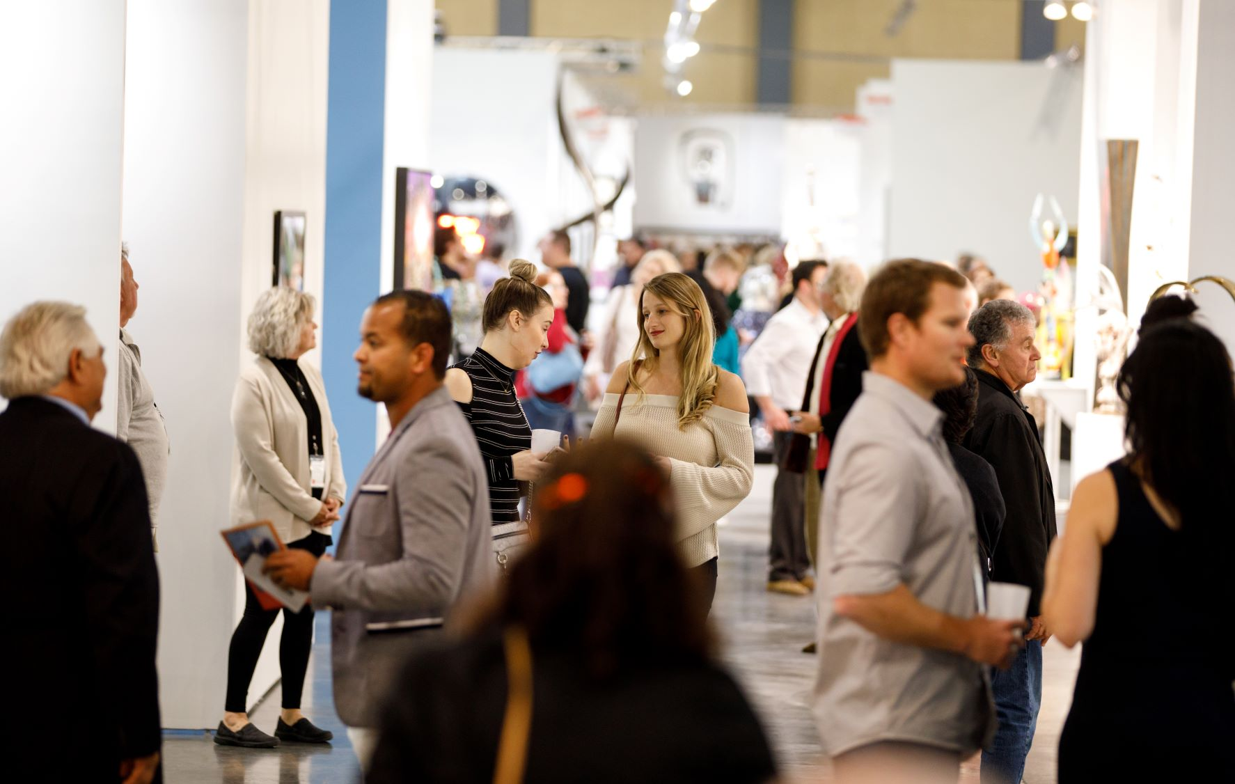 NextlevelFair Contemporary Gallery Design Show