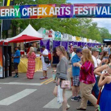 Cherry Creek Arts Festival | Denver, Co