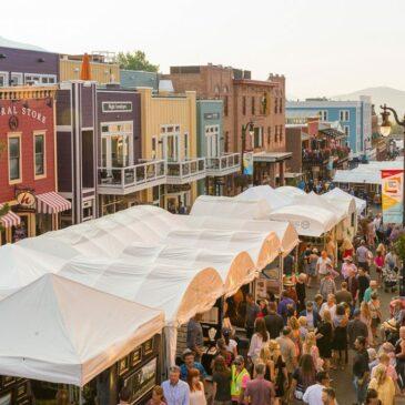 Kimball Arts Festival | Park City, Utah