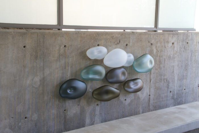 Contemporary Home Wall Installation Design