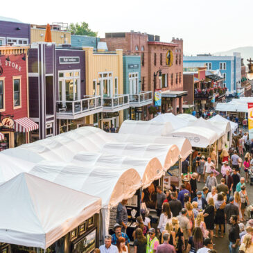 Park City Kimball Arts Festival – Park City, UT